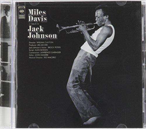 CD : Miles Davis - Tribute to Jack Johnson (CD)
