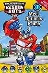 Transformers:  Rescue Bots:  Meet Opt...