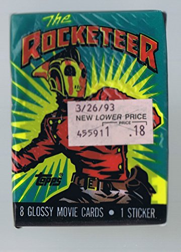 The Rocketeer Tradinc Card Pack, - 1