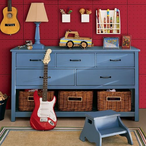 Cheap Pottery Barn Kids Camp Extra-Wide Dresser (B0013HZMV6)