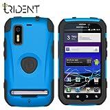 耐衝撃+防塵性! Trident Case Aegis Case for Motorola Photon ISW11M ( Blue ) トライデントケース モトローラ フォトン ケース ブルー
