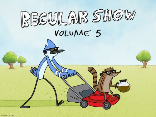 Regular Show Season 5 (AIV)