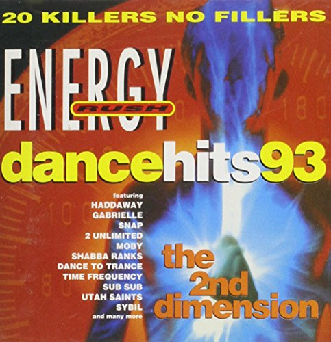 Snap - Energy Rush - Dance Hits 93 - Zortam Music