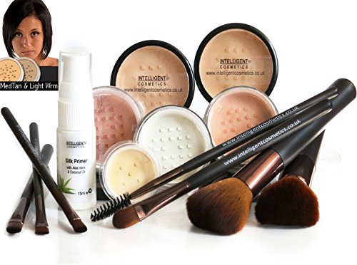 tan-skin-mineral-makeup-foundation-14-piece-complete-set-pure-natural-minerals-with-organic-silk-pri