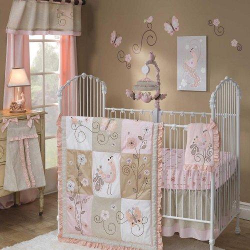 Lambs & Ivy Fawn 5 Piece Bedding Set image