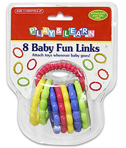 Play & Learn 8 Baby Fun Links