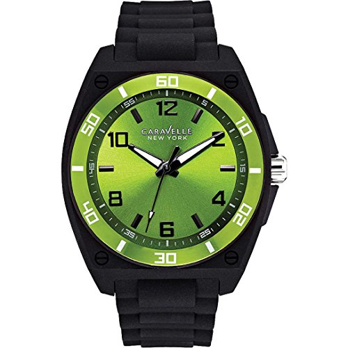 Only Time Watch Caravelle New York Men's Sport Supply trendy 45A113 code