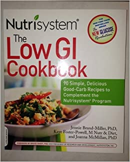 Glycemic Index Nutrisystem Meal Plan