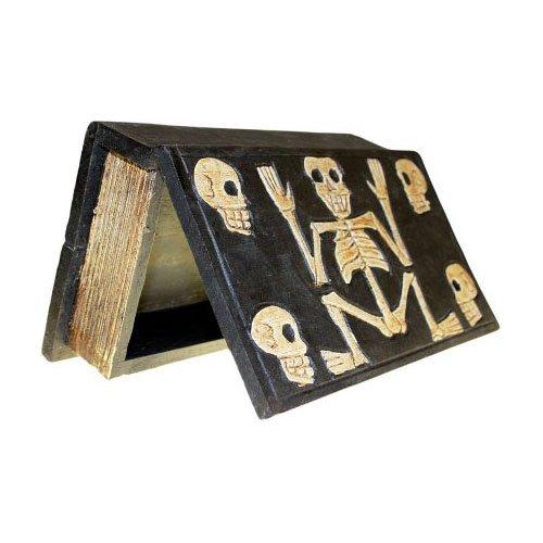 Skull & Bones Candle Holder