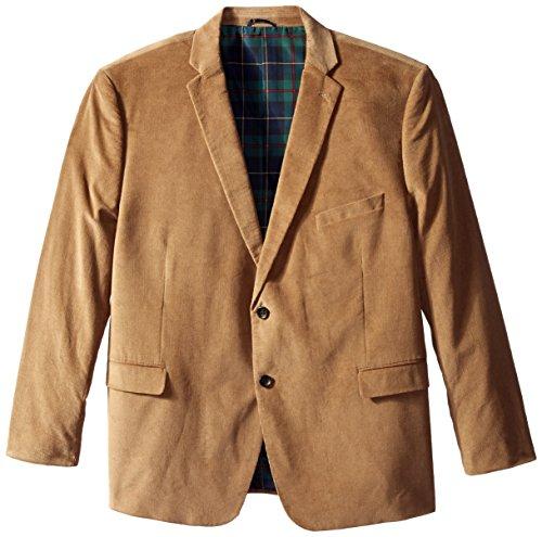 u s polo assn men 39 s big tall cotton corduroy sport coat wheat 56 long apparel accessories. Black Bedroom Furniture Sets. Home Design Ideas