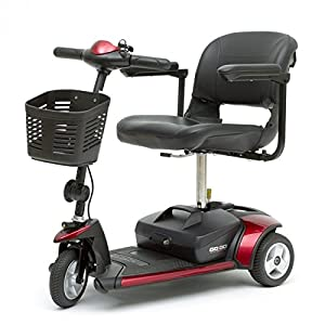 Go Go Travel Vehicle Elite 3 Wheel Scooter