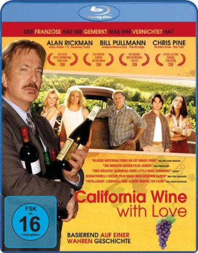 California Wine with Love [Blu-ray]