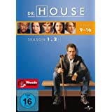 Dr. House - Season 1.2, Episoden 09-16 [3 DVDs]von &#34;Hugh Laurie&#34;