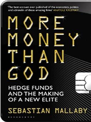 More Money Than God de Sebastian Mallaby