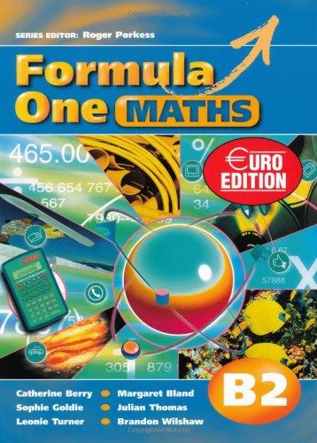 Formula One Maths Euro Edition Pupils Book B2