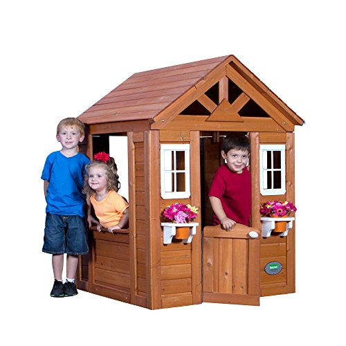 Backyard-Discovery-Timberlake-All-Cedar-Wood-Playhouse