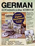 GERMAN in 10 minutes a day AUDIO CD