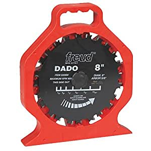 Freud sd208 8 inch professional dado dado saw blades for 10 dado blade for table saw