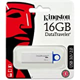 Kingston DT G4 DataTraveler 16GB USB 3.0 Pen Drive 16 GB Pendrive DTG4