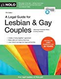 img - for A Legal Guide for Lesbian & Gay Couples (Legal Guide for Lesbian and Gay Couples) book / textbook / text book