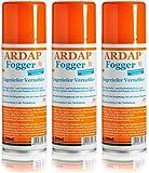 Quiko 077493 Ardap Fogger Ungeziefer Vernebler, 3-er Pack, 200 ml