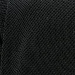 Stretch Pique Ottoman Slipcover