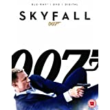 Skyfall (Blu-ray + DVD + Digital Copy)by Daniel Craig