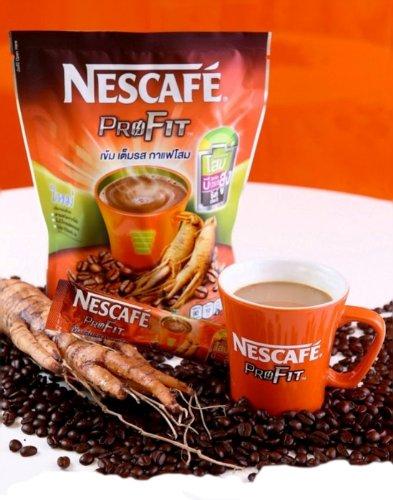 Nescafe Profit Ginseng Coffee Mix Powder 5 Sticks (105G)