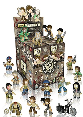 Funko Walking Dead Series 3 Mystery Mini Figure - 1 Random Pack Only (Walking Dead Figures Series 2 compare prices)