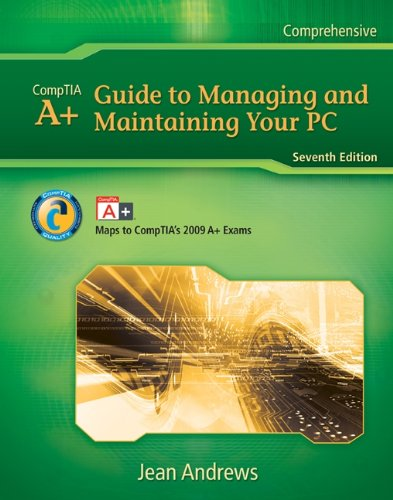 LabConnection on DVD for A+ Guide to Managing and Maintaining Your PC
