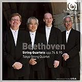 Beethoven: String Quartets, Op.74 & 95