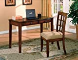 Hawthorne Home Office Desk & Chair Se By CrownMark Furniture
