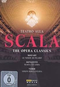 Teatro Alla Scala Opera Classi [Ildebrando DArcangelo, Diana Damrau, Pietro Spagnoli] [Arthaus: 107535] [DVD] [2013] [NTSC]