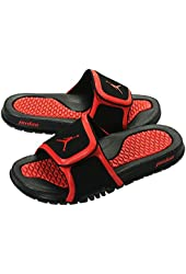 Jordan Hydro 2 Black/Gym Red-Black