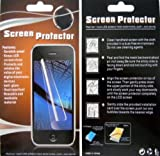 3 Pack For ZTE Solar Z795G LCD Clear Screen Protector Guard - Perfect Fit