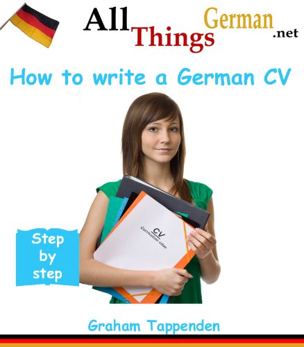 How to write a German CV