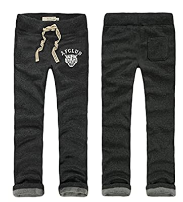 T&Mates Mens Cotton Jogging Sweatpants Casual Sport Running Pants