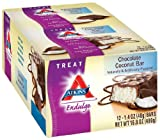 Atkins - Endulge Chocolate Coconut Bar, 12 bars