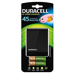 Duracell Chargeur Rapide 45 minutes (CEF27) x1