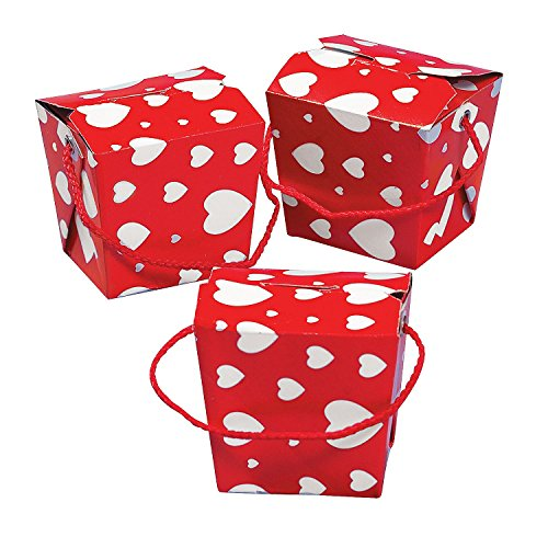 Valentine Boxes - Gift Bags and Goody Bags - 1