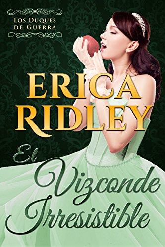 Portada del libro El vizconde irresistible de Erica Ridley
