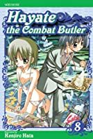 Hayate the Combat Butler, Volume 8