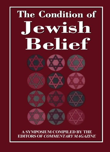 The Condition of Jewish Belief