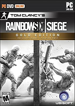 Tom Clancy's Rainbow Six Siege - Gold Edition - PC