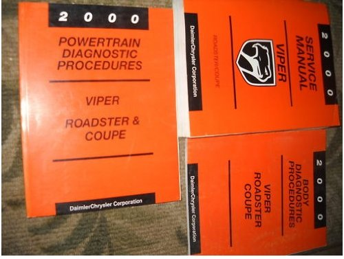 2000-dodge-viper-service-shop-repair-manual-set-oem-00-service-manual-and-the-body-powertrain-diagno