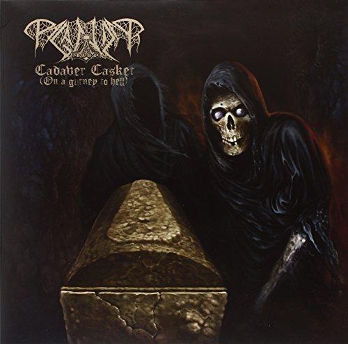 Cadaver Casket - Gold Edition