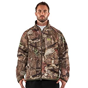 Under Armour Men's UA Rut Scent Control Jacket Extra Large Mossy Oak Break-Up Infinity