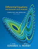 img - for Differential Equations and Boundary Value Problems: Computing and Modeling (4th Edition) book / textbook / text book