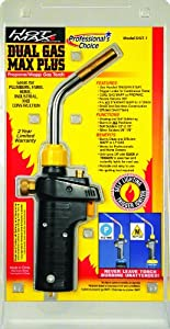 Hot Max DGT-1 Dual Gas Trigger Start Torch