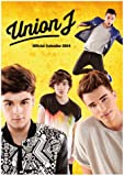 Official Union J 2014 Calendar (Calendars 2014)
